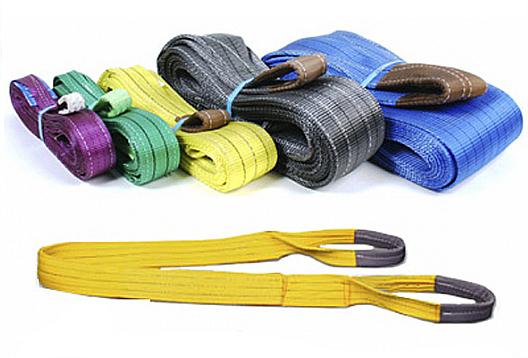 Применение текстильных строп